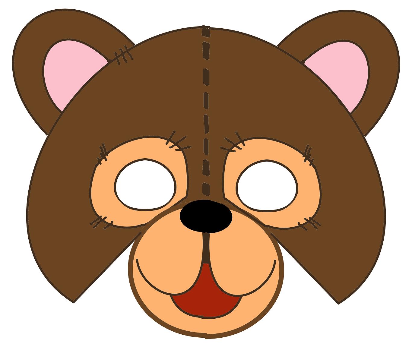Misie.com.pl                Misiowe maski (Gry i zabawy)
