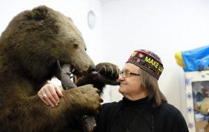 Bruno i jego niedźwiedź